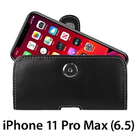 Brando Workshop Leather Case for iPhone 11 Pro Max (6.5) (Pouch Type)