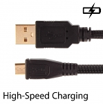 Maxpower 24K Gold-Plated Super Fast Micro USB Cable