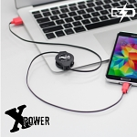 Xpower Rapid Charge 2.4A Rewind-type Charging Cable