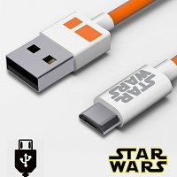 Tribe Star Wars BB-8 micro USB Cable