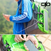 Solar Backpack Bag