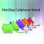 Hot Dog Cellphone Stand