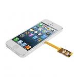 Dual Sim Card for iPhone 5 / 5s with Back Case