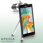 Professional Sony Xperia Z 12x Zoom Telescope with Tripod Stand