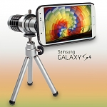 Professional Samsung Galaxy S4 12x Zoom Telescope with Tripod Stand