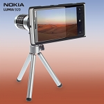 Professional Nokia Lumia 920 12x Zoom Telescope with Tripod Stand