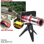 Samsung Galaxy S4 Super Spy Ultra High Power Zoom 20X Telescope with Tripod Stand