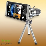 Professional HTC One 12x Zoom Telescope with Tripod Stand