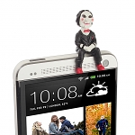 Plug-In 3.5mm Earphone Jack Accessory - Billy the Puppet (Saw)