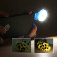 Smartphone 8-LED Light