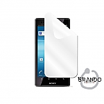Mirror Screen Guarder for Sony Xperia ion LT28i