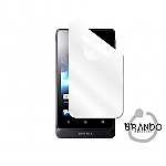 Mirror Screen Guarder for Sony Xperia go