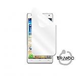 Mirror Screen Guarder for LG Optimus 4X HD P880