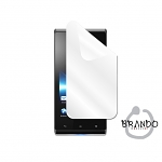 Mirror Screen Guarder for Sony Xperia J ST26i