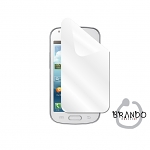Mirror Screen Guarder for Samsung Galaxy S Duos S7562