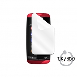 Mirror Screen Guarder for Nokia Asha 306