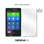 Mirror Screen Guarder for Nokia XL