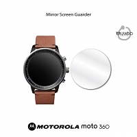 Mirror Screen Guarder for Motorola Moto 360