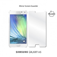 Mirror Screen Guarder for Samsung Galaxy A5