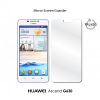Mirror Screen Guarder for Huawei Ascend G630