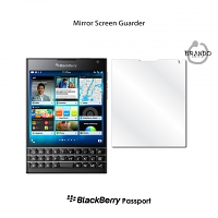 Mirror Screen Guarder for BlackBerry Passport