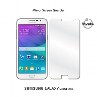 Mirror Screen Guarder for Samsung Galaxy Grand Max