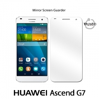 Mirror Screen Guarder for Huawei Ascend G7