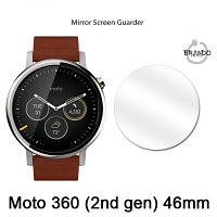 Mirror Screen Guarder for Motorola Moto 360 (2nd gen) 46mm