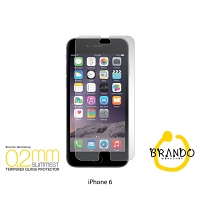 Brando Workshop 0.2mm Premium Tempered Glass Protector (iPhone 6)