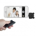 Wireless Shutter Control for iPhone / iPod Touch