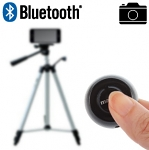 Bluetooth Wireless Smartphone Camera Remote Shutter