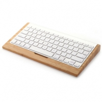 Bamboo Keyboard Tray for Apple Bluetooth Keyboard