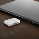 Micro USB to Magnetic Charging Adapter for Sony Xperia Z Ultra