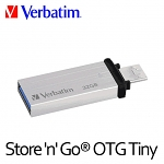 Verbatim Store 'n' Go OTG Tiny USB 3.0 Flash Drive