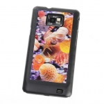 Samsung Galaxy S II 3D Motion Back Case - Shells