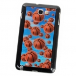 Samsung Galaxy Note 3D Motion Back Case - Balls
