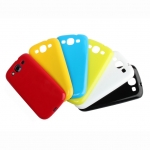 Samsung Galaxy S III I9300 Jelly Soft Plastic Case