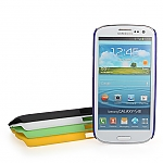 Samsung Galaxy S III I9300 Rubberized Back Hard Case