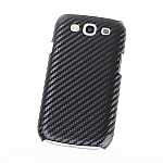 Samsung Galaxy S III I9300 Twilled Back Case