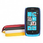 Nokia Lumia 610 Rubberized Back Hard Case