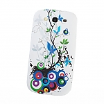 Samsung Galaxy S III I9300 Graffiti Art Back Case II