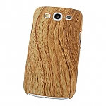 Samsung Galaxy S III I9300 Woody Patterned Back Case