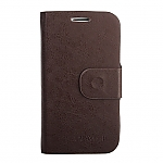 Artificial Leather Case For Samsung Galaxy S III I9300 (Side Open)