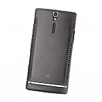 Sony Xperia S See Through Case with Rubber Lining