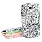 Samsung Galaxy S III I9300 Paint Cracking Hard Case