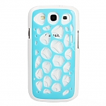 Samsung Galaxy S III I9300 Reticulate Back Case