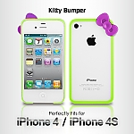 Kitty Bumper for iPhone 4/4S