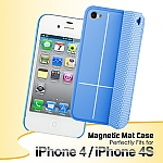 Magnetic Mat Case for iPhone 4/4S