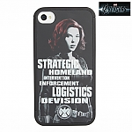 iPhone 4/4S MARVEL The Avengers - Black Widow Phone Case (Limited Edition)