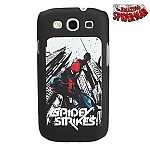 Samsung Galaxy S III I9300 The Amazing Spider Man - Spider Man splash-ink Phone Case (Limited Edition)